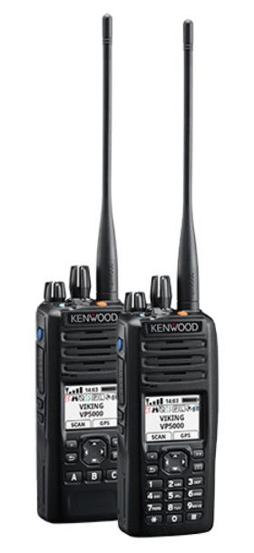 Profesjonalny radiotelefon Kenwood